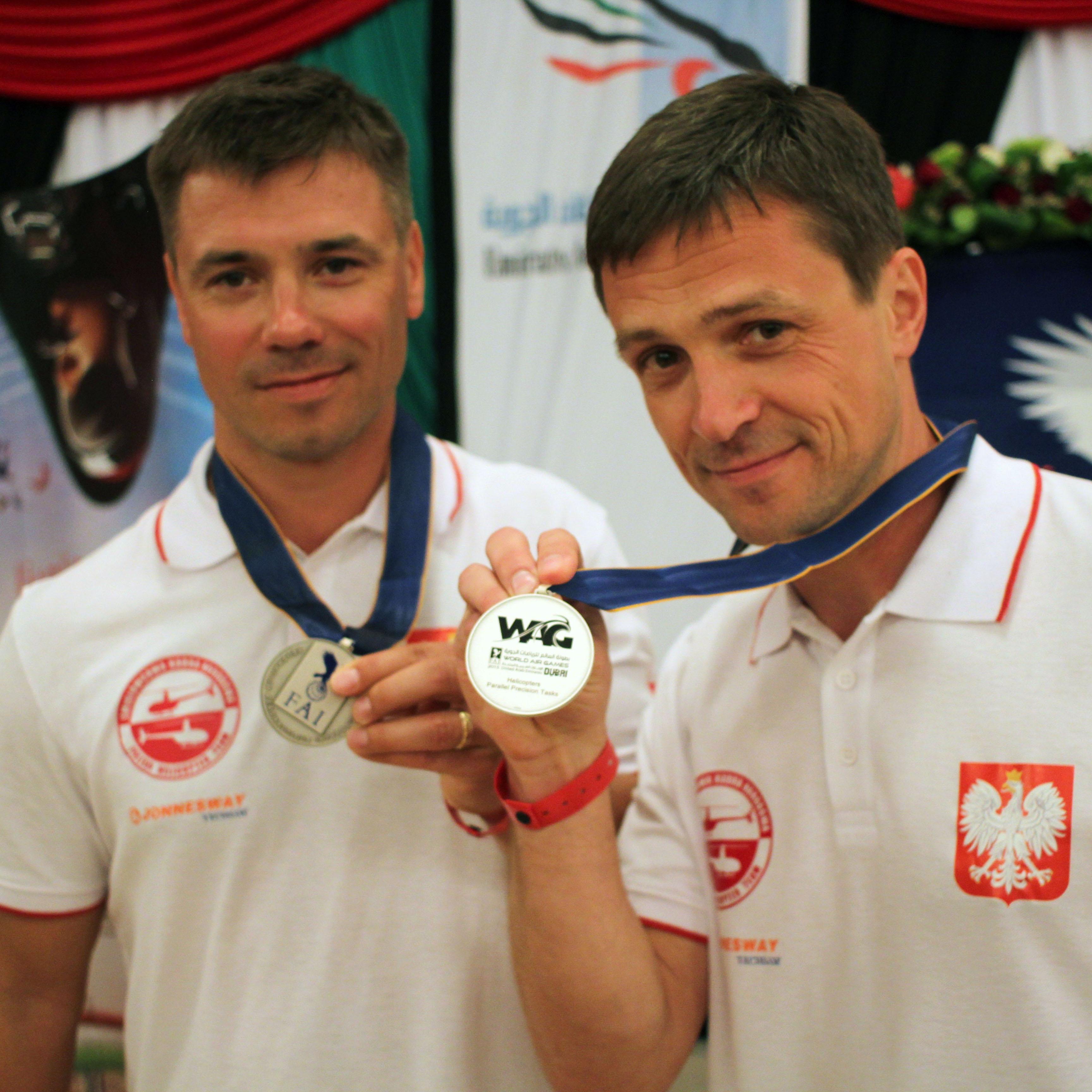 Michał Szamborski, Marcin Szamborski